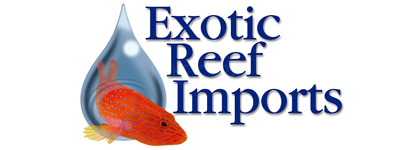 Exotic Reef Imports Logo, ADE Project Fiji Donor